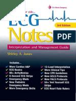 ECG Notes Interpretation and Management