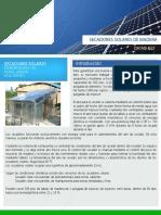 20 Secadores Solares de Madera