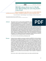 Variability Among BRS 8381 Soybean Yield Components Under Different Liming Rates and Sowingdensities on Savanna of Roraima, Brazil (49-55)