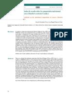 Evaluación de Dos Métodos de Secado Sobre La Composición Nutricional Del Heno de Follaje de YucaManihotesculentaCRANTZ (82-89)