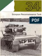 AFV Profile 034 - Scorpion Reconnaissance Tank