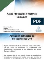 DE-403+Actos+Procesales+y+Normas+Comunes