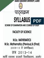 216_M.sc. Mathematics (Prev) & (Final)