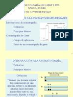 Cromatografia Gases II