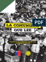 La comunidad que lee - Christian Anwandter y Mónica Bombal (Ministerio de Educación), 2015.pdf
