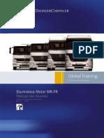 Manual Kaufmann Electronica MR-FR