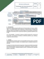 Enero Formato Informe Mensual Actividades Docente 2017 Biologia 3ero