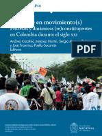 Poder(es) en movimiento(s). Procesos y dinámicas (re)constituyentes en Colombia durante el siglo XXI