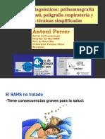 Apnea Del Sueño Presentacion