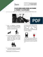 Datos Sobre Los Padres Del Turismo y La Hotelería