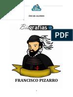 Cuaderno Francisco Pizarro