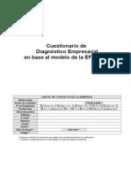 Calidad Cuestionario EFQM