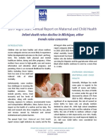 Right Start, 2017 maternal and infant health report