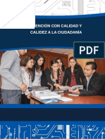 Manual AtenciÓn Con Calidad y Calidez-2