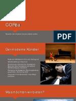 Format CORda