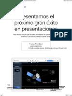 Software de Presentaciones _ Herramientas Online Para Presentaciones _ Prezi