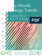 Key World Energy Trends