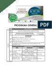 Programa General Xviii Conades Final 2017