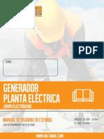 Manual Generadores