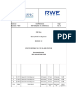 1007 Disq 0 e Ss 27048 Specifications for Fire Alarm System