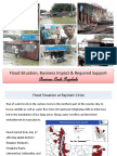Flood Situation & Business Impact