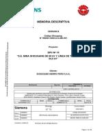 2. Memoria Descriptiva y Anexos_ AMPLIACION SE SHOUGANG 60 kV