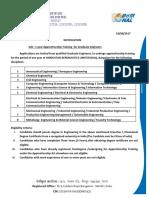 665 CareerPDF1 Graduate Engineering- Notification
