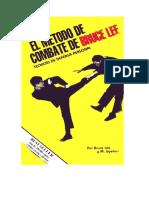 El método de combate de Bruce Lee - Técnicas de defensa personal.pdf