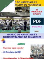 20 Principios de Manejo Mat Utec-egg 4 Feb 2015