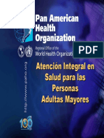 Atencion Integral en Salud Para Personas Adultas