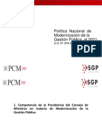 Plan de Modernización JGarcia