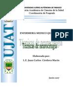 Tecnicas de Neurocirugia Juan Carlos Cordova Marin