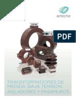 ARTECHE_CT_trfBT_ES.pdf