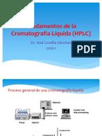 Fundamentos de La Cromatografía Líquida (HPLC)