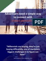 Millennials = Multi-Platform
