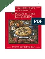 Enciclopedia de Wicca en La Cocina Cunningham