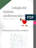 farmacologia CV II antiarritmicos y Cardiotónicos.pptx