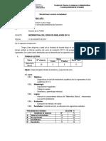 Informe Del Ciclo Economia