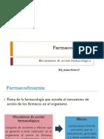 UNIDAD 1 TEMA 3 Farmacodinamia