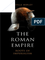 Roman Empire Roots of Imperialism