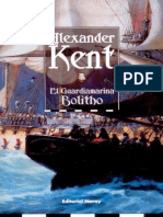 Bolitho 01. El Guardiamarina Bolitho - Alexander Kent.epub