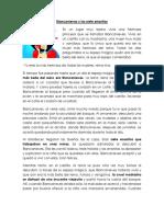 CUENTOS TRADICIONALES CHILENOS
