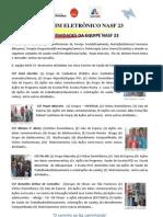 BOLETIM ELETRONICO NASF23
