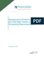 Henningfield Eight Factor Analysis