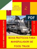 Cartilha Sobre Boas Prc3a1ticas Para o Manipulador de Food Truck II