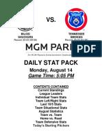 8.14.17 vs. TNS Stat Pack