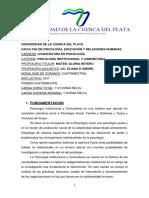 PLANIFICACIÓN  2017. Comisión A. D´Amore