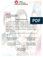 Cartas Postulacion Psuv - Copia
