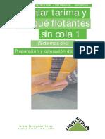 Carpinteria - Tarima y parqué flotante nº1.pdf