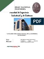 Monografía Final Petro Peru